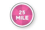 25-mile