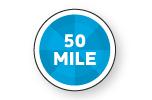 50-mile